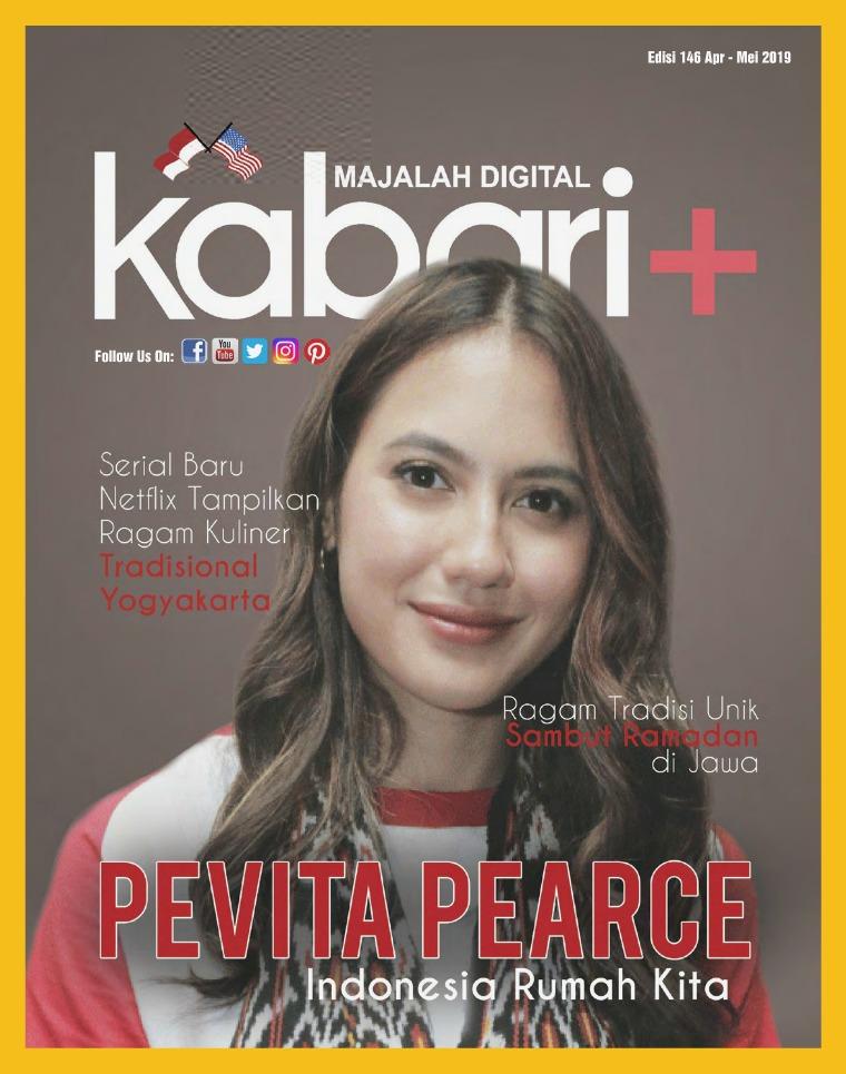 Majalah Digital Kabari 146 April - Mei 2019