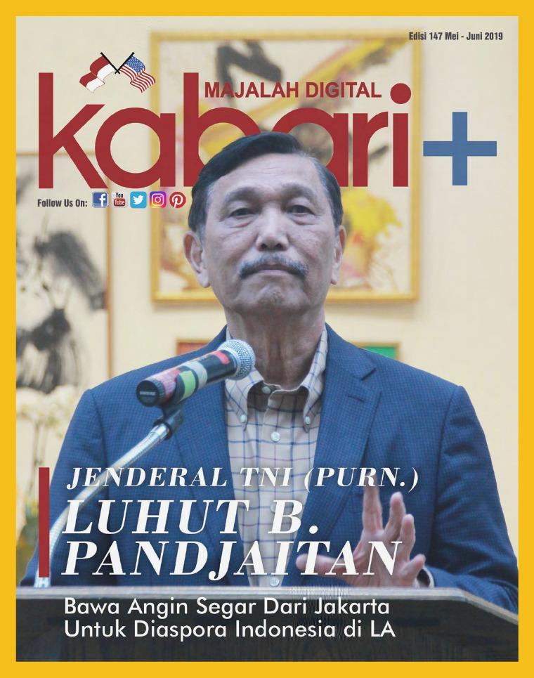 Majalah Digital Kabari 147 Mei - Juni 2019