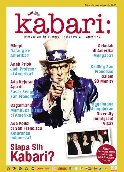 Majalah Digital Kabari Edisi Khusus 2009