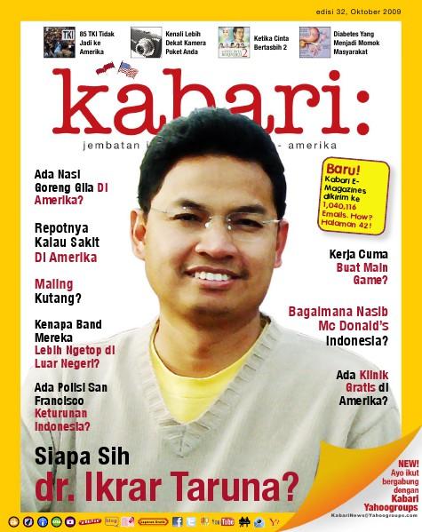 Vol: 32 Oktober - November 2009
