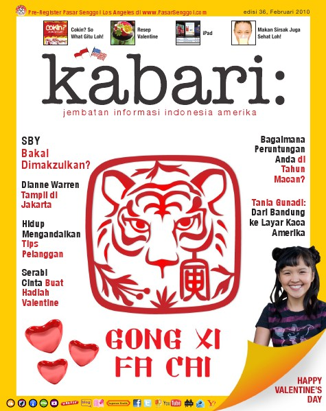 Vol: 36 Februari - Maret 2010