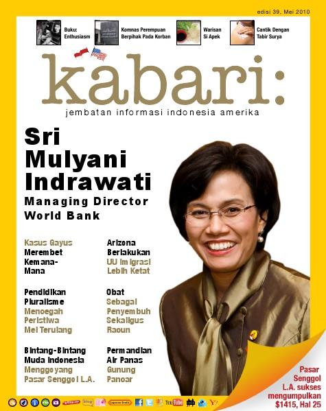 Vol: 39 Mei - Juni 2010