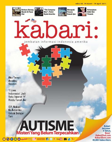 Majalah Digital Kabari Vol: 49 Maret - April 2011