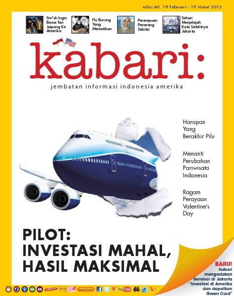 Majalah Digital Kabari Vol: 60 Februari - Maret 2012