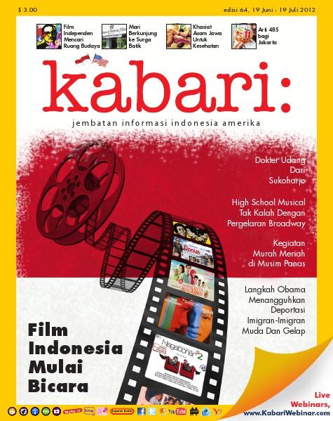 Majalah Digital Kabari Vol: 64 Juni - Juli 2012