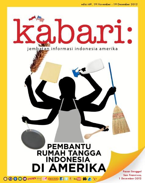 Majalah Digital Kabari Vol: 69 November - Desember 2012