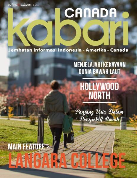 Kabari Canada Vol: 1 Maret - April 2015