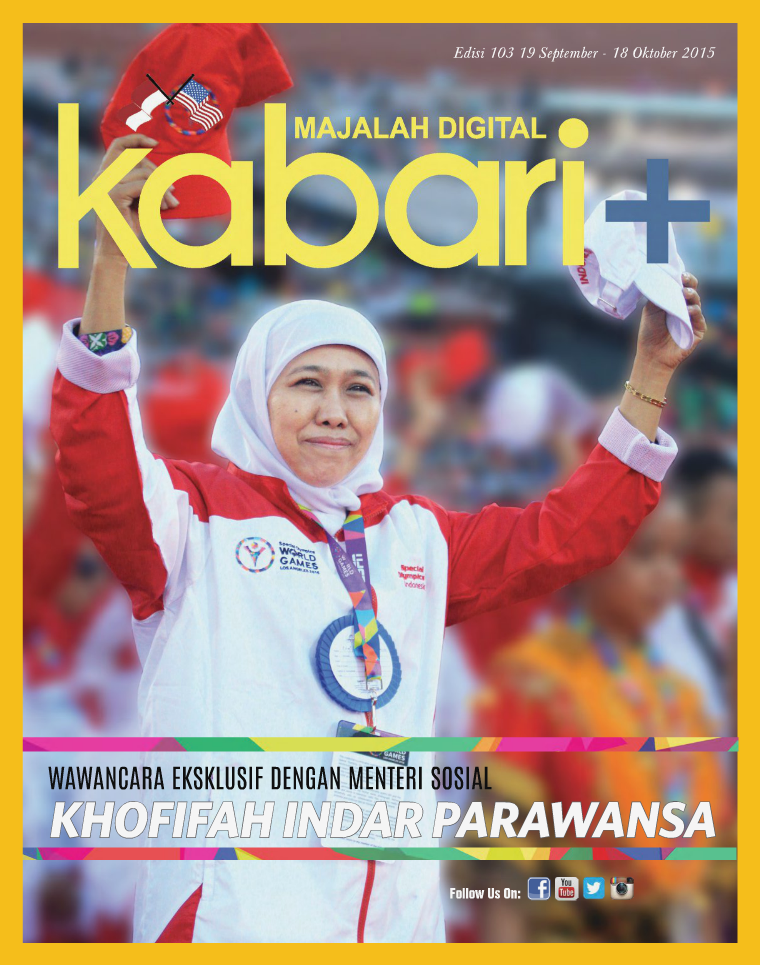 Majalah Digital Kabari Vol 103 September - Oktober 2015