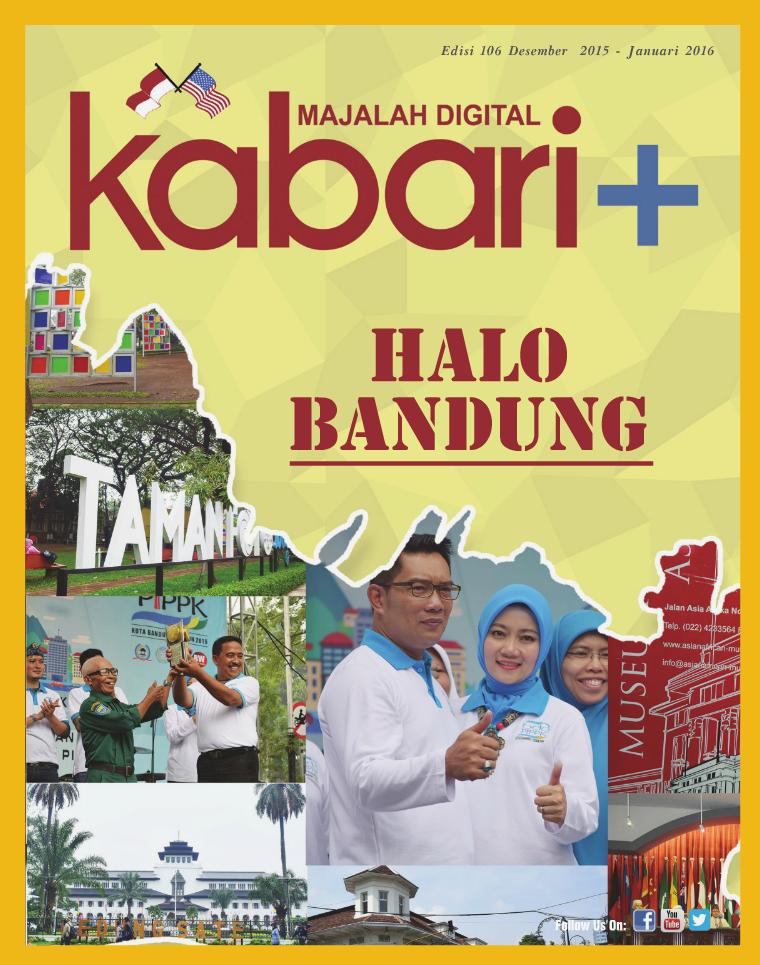 Majalah Digital Kabari Vol 106 Desember 2015 - Januari 2016