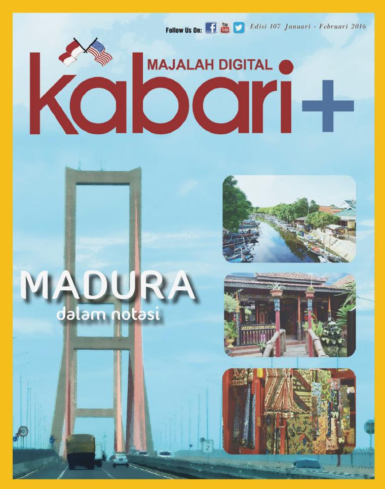 Majalah Digital Kabari Vol 107 Januari - Februari 2016