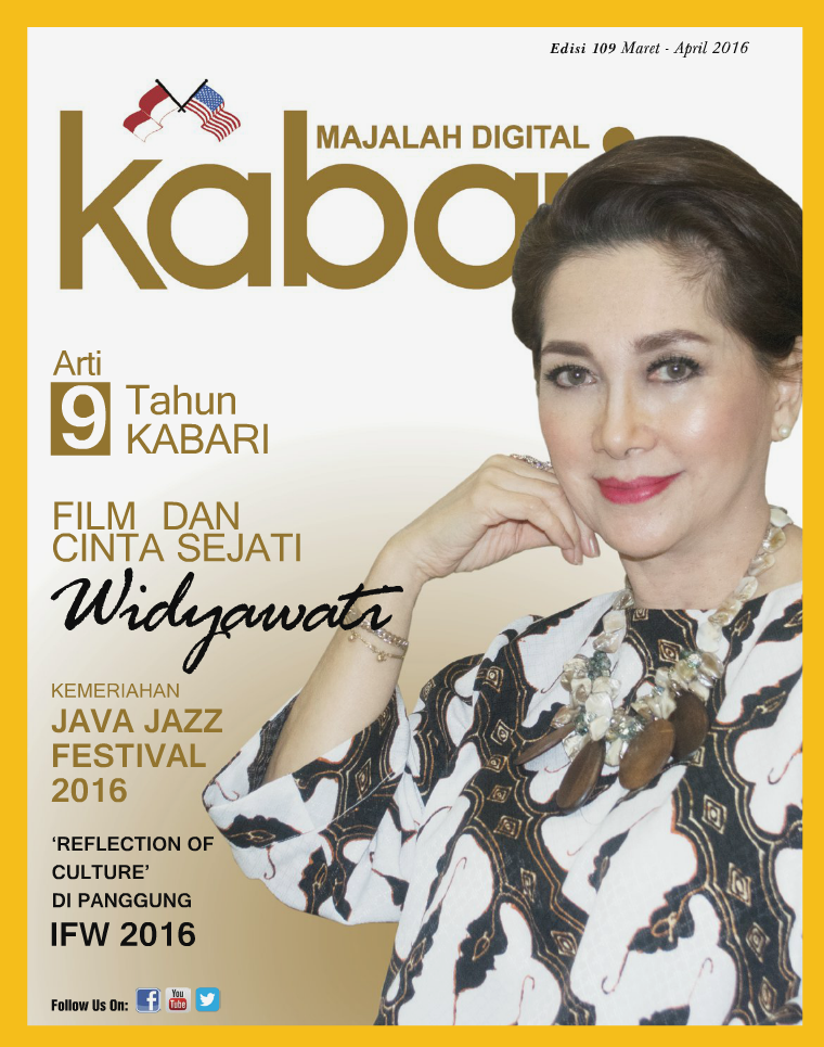 Majalah Digital Kabari Vol 109 Maret - April 2016