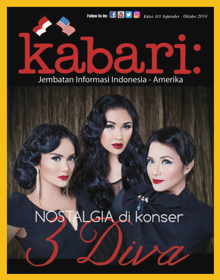 Majalah Kabari Vol 115 September - Oktober 2016