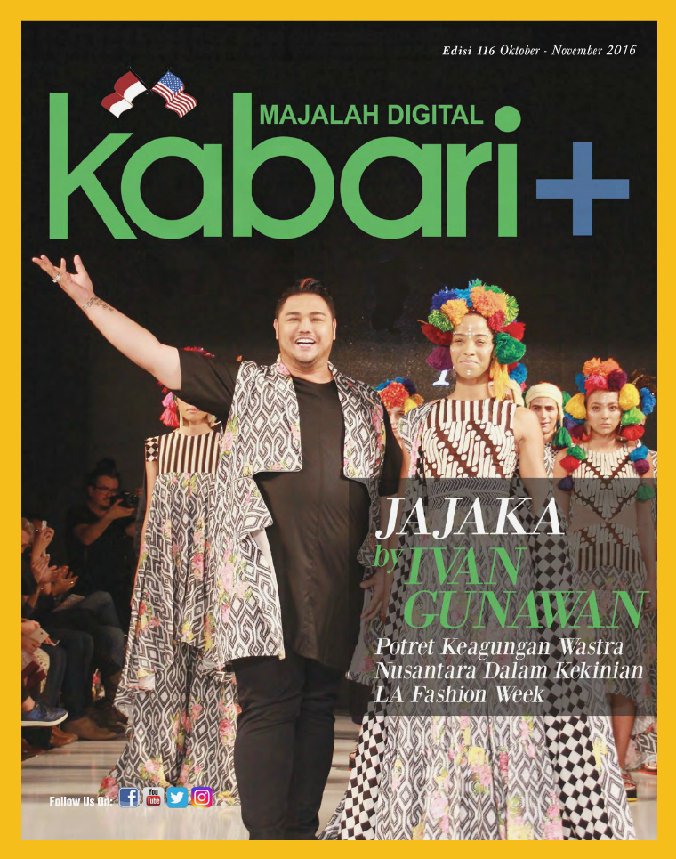 Majalah Digital Kabari Vol 116 Oktober - November 2016