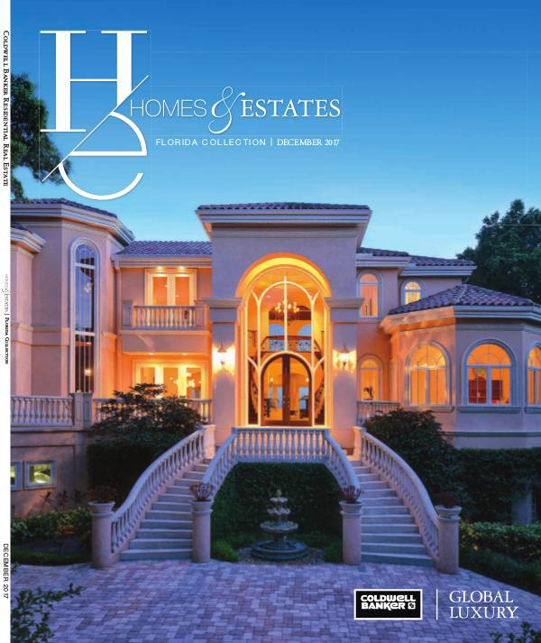 Homes & Estates Florida Collection December 2017