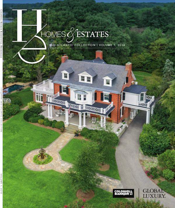 Homes & Estates Mid-Atlantic Collection Volume 1, 2018