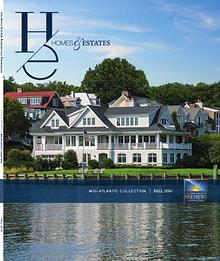 Homes & Estates Mid-Atlantic Collection
