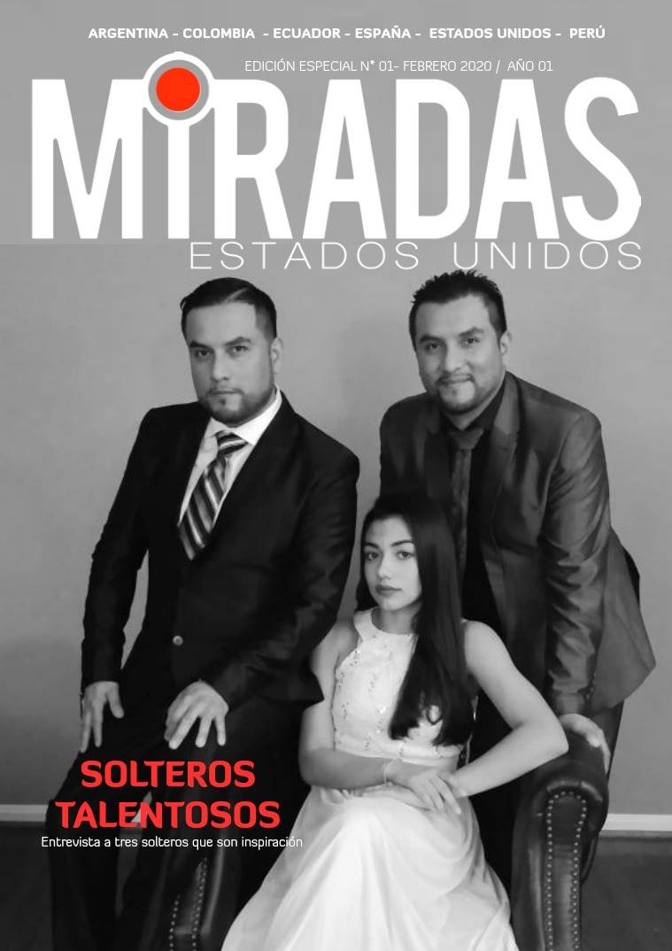 MIRADAS ESTADOS UNIDOS # 01