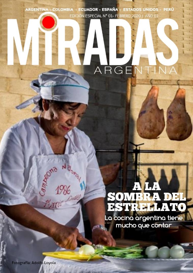 MIRADAS ARGENTINA #01