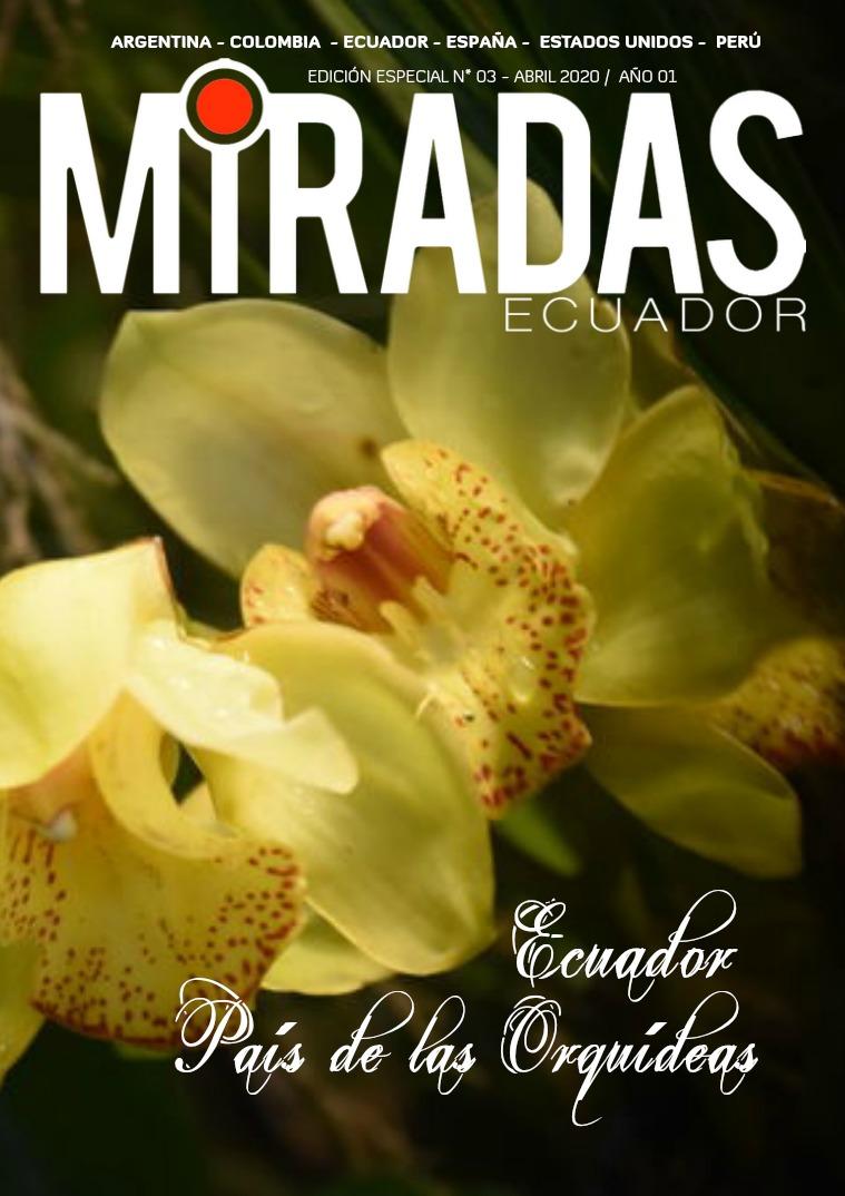 MIRADAS ECUADOR # 03