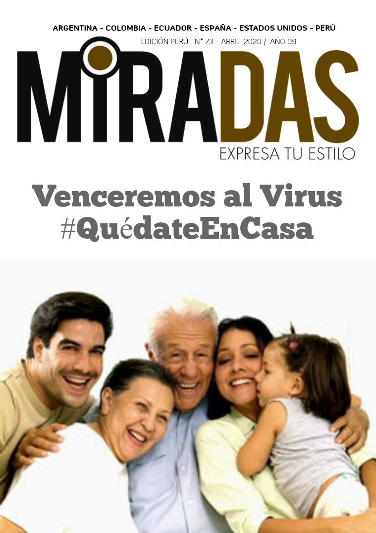 MIRADAS PERU # 73