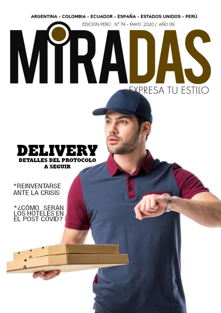MIRADAS PERU # 74
