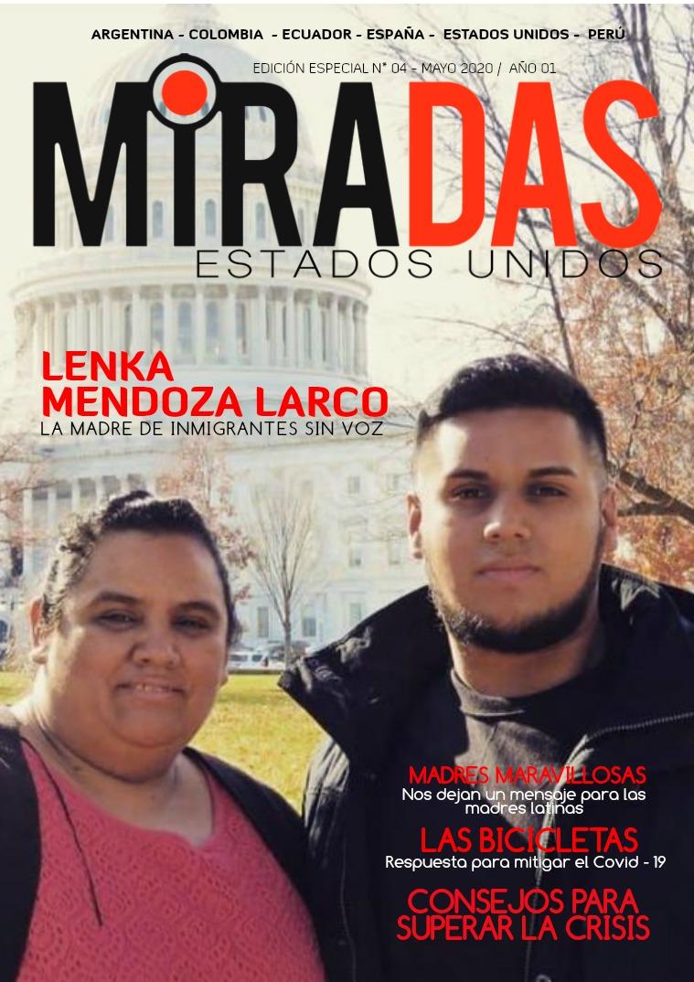 MIRADAS ESTADOS UNIDOS # 04
