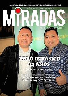 REVISTA MIRADAS - MIRADAS PERÚ