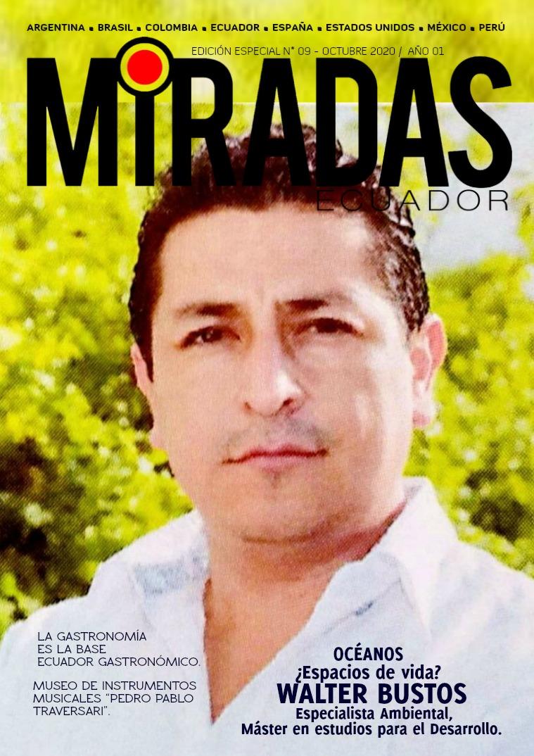 REVISTA MIRADAS INTERNACIONAL ECUADOR EDICIÓN # 09