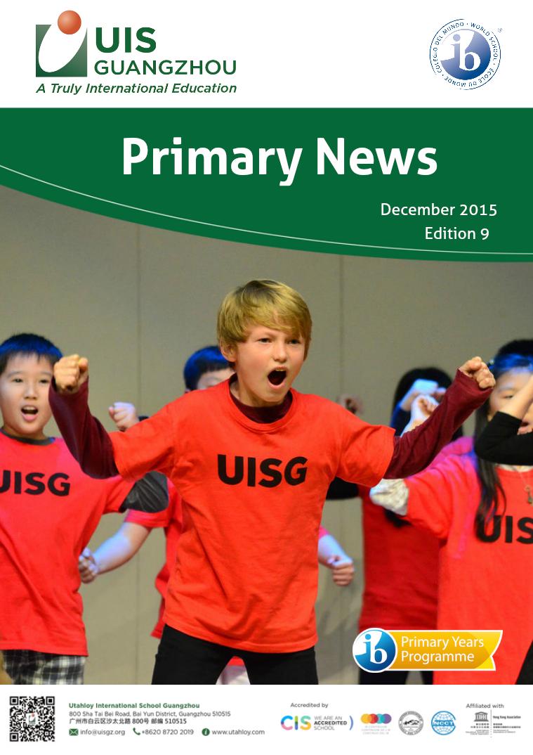UISG: Primary December 2015, Edition 9