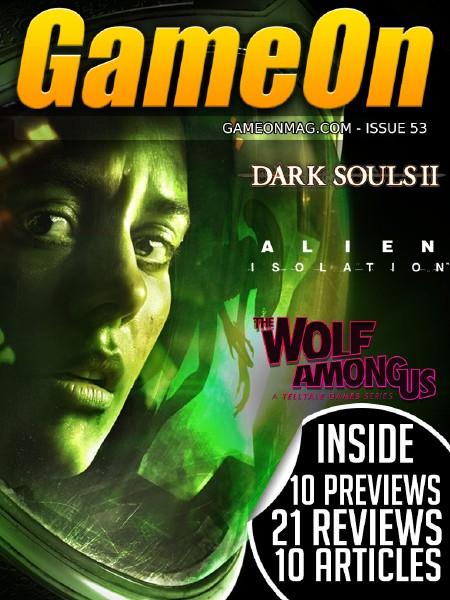 The GameOn Magazine Issue 53