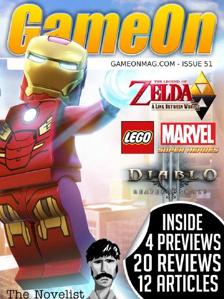 The GameOn Magazine Issue 51