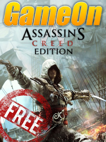 The GameOn Magazine - Free Special Editions Assassin's Creed Edition
