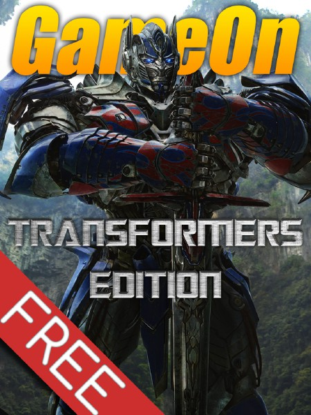 The GameOn Magazine - Free Special Editions Transformers Edition