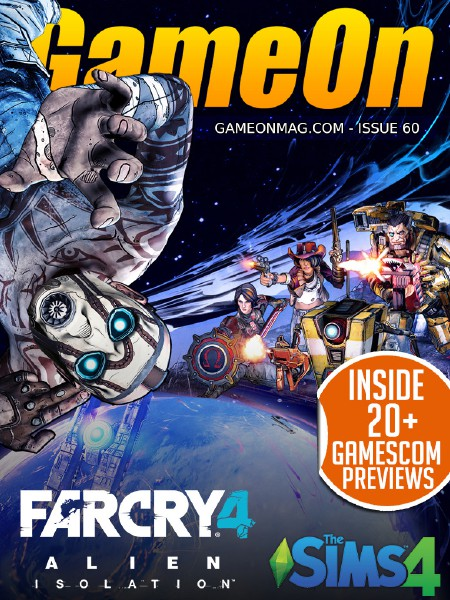 The GameOn Magazine Issue 60