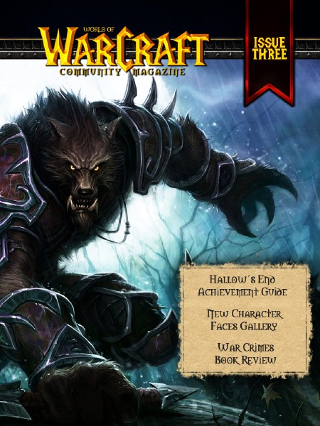 World of Warcraft Community Magazine Issue 3