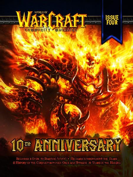 World of Warcraft Community Magazine Issue 4