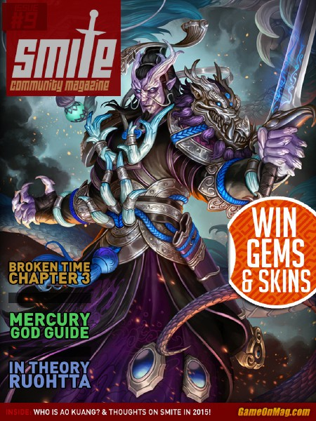 The Official SMITE Magazine Issue 9