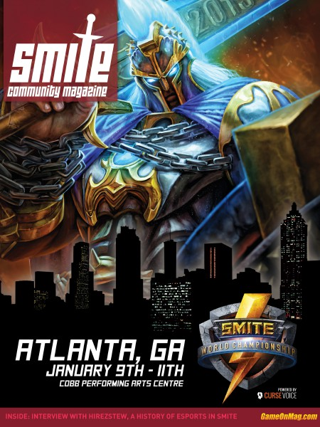 The Official SMITE Magazine eSports Edition