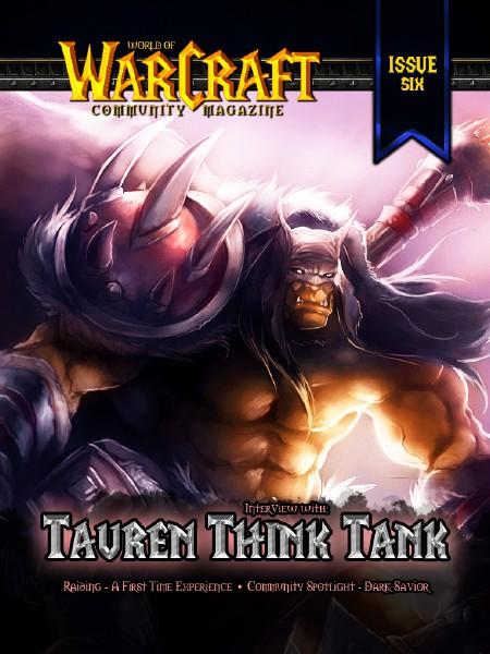 World of Warcraft Community Magazine Issue 6
