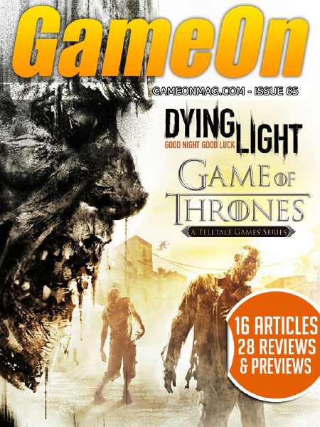 The GameOn Magazine Issue 65