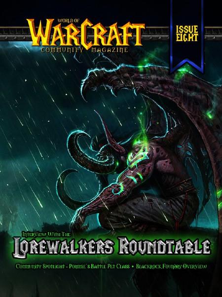 World of Warcraft Community Magazine Issue 8