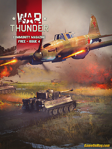 War Thunder Community Magazine