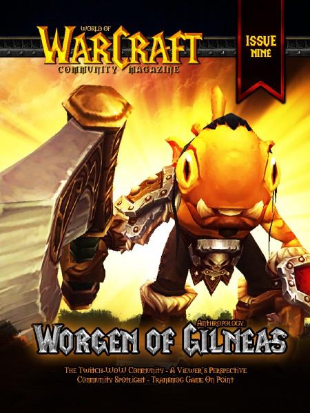 World of Warcraft Community Magazine Issue 9