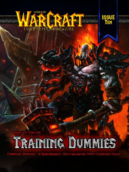 World of Warcraft Community Magazine Issue 10