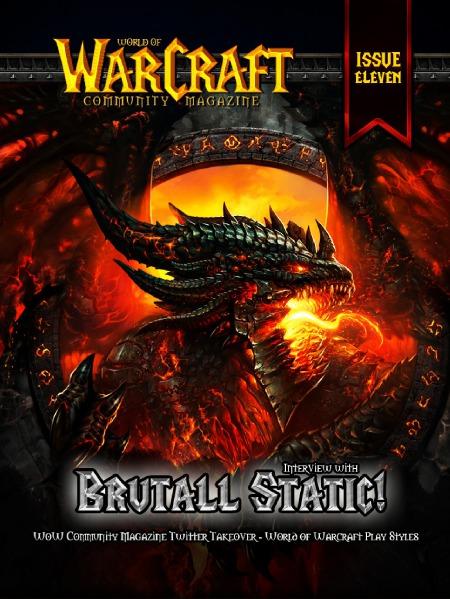 World of Warcraft Community Magazine Issue 11