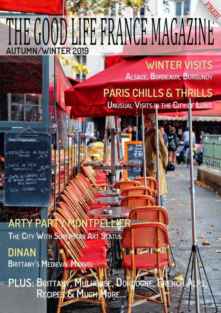 The Good Life France Magazine Autumn/Winter 2019