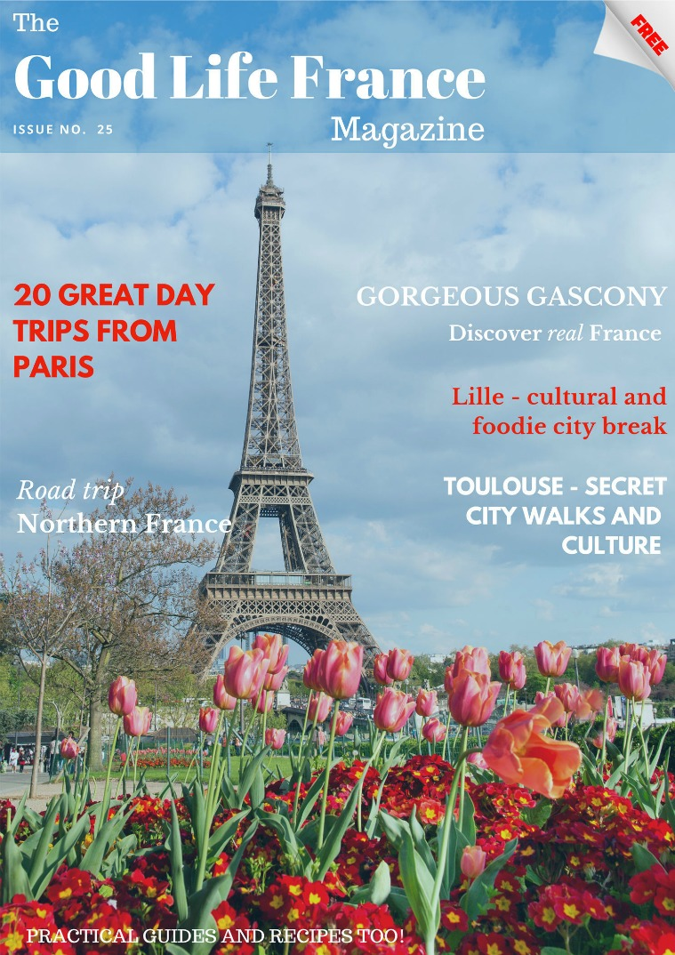 The Good Life France Magazine Issue No. 25