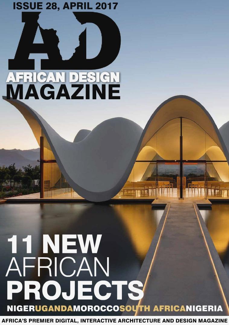 African Design Magazine April 2017