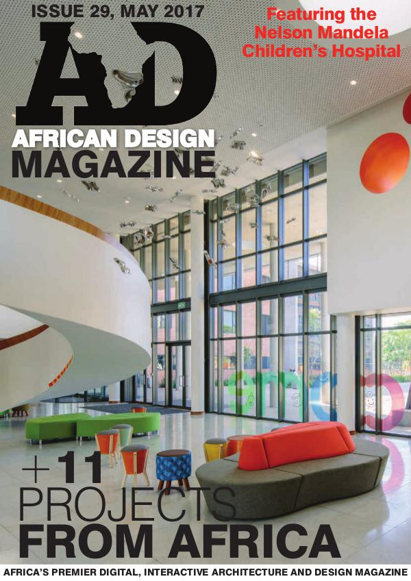 African Design Magazine May 2017