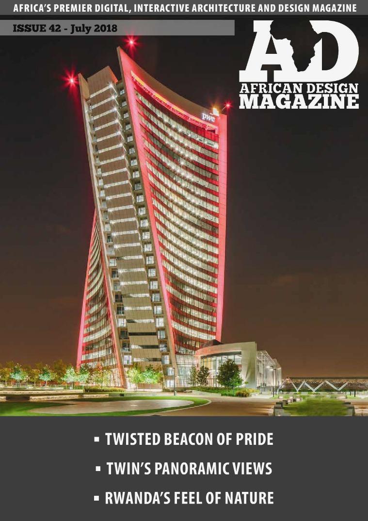 African Design Magazine ADM #42 July 2018